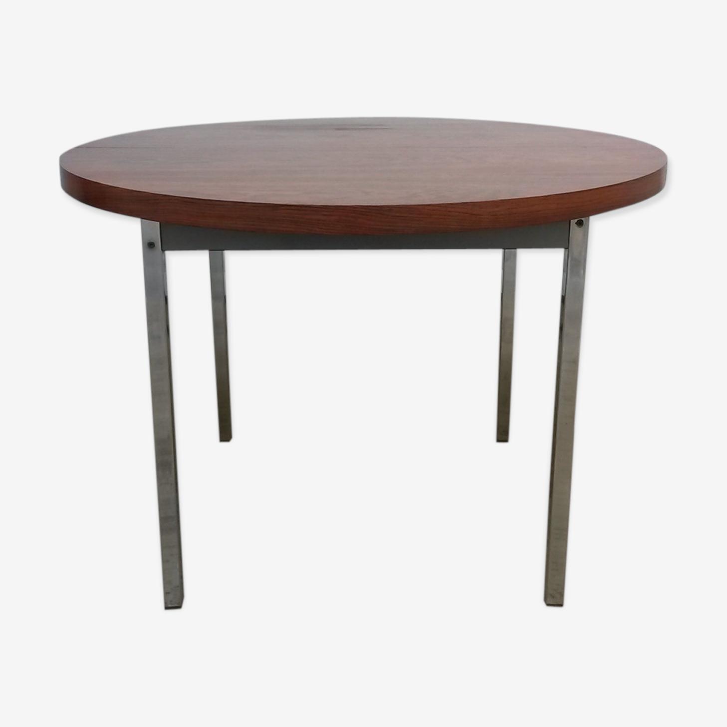 Table extensible en palissandre 1960