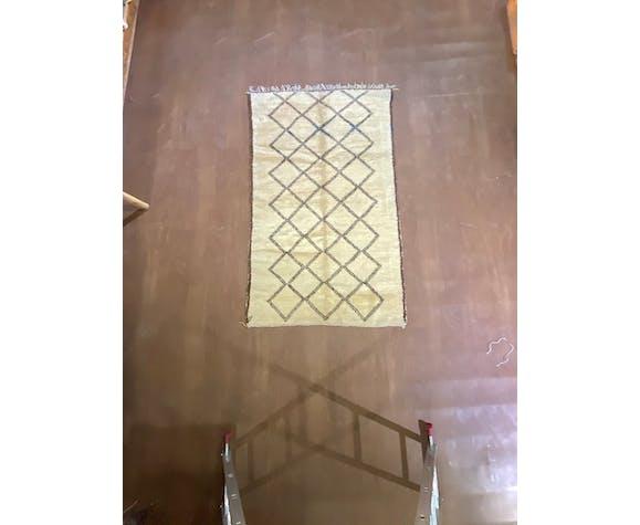 Tapis Beni ourain 137x232cm