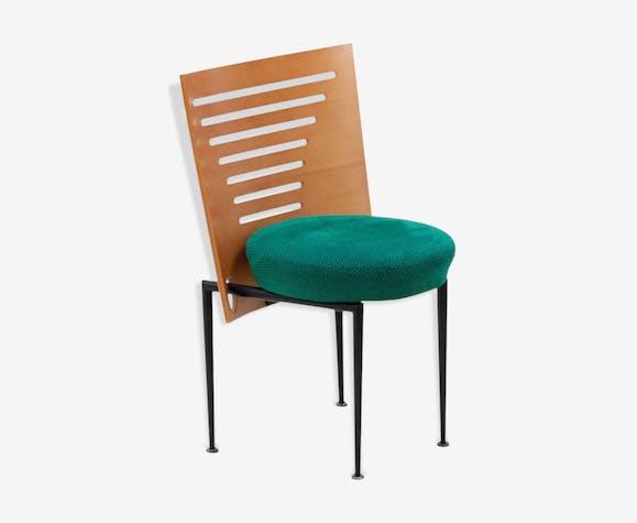 Chaise De Designer Neerlandaise Des Annees 90
