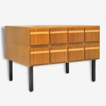 Dresser Scandinavian 60s modernist