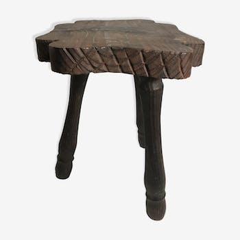 Vintage treaty stool