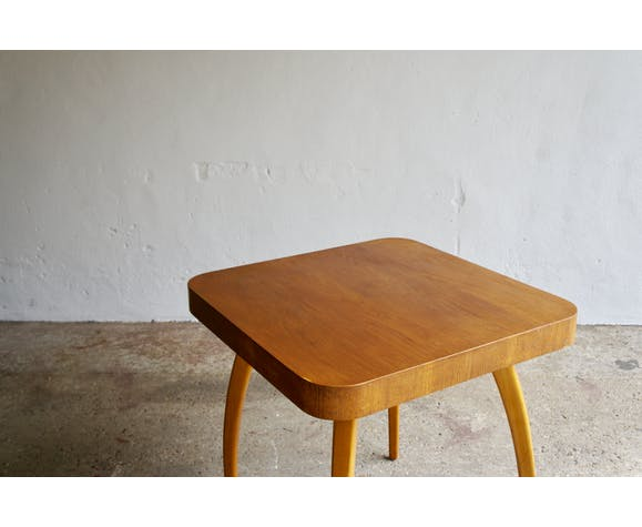 Spider table by Jindrich Halabala