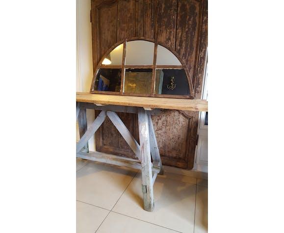 Miroir industriel - 105x55cm