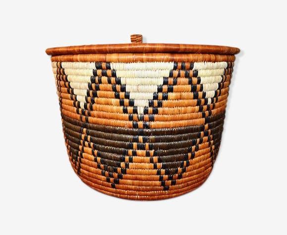 Panier zoulou- zulu basket