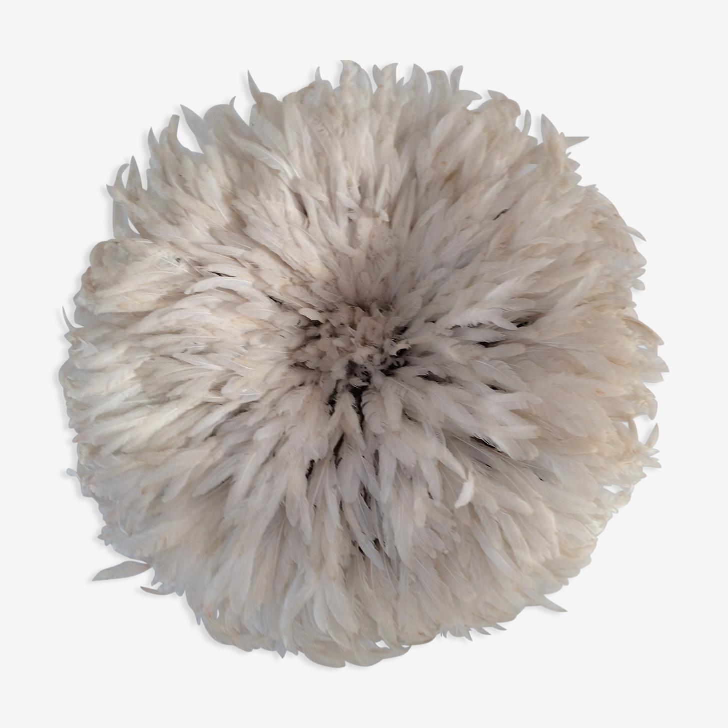 Juju hat blanc crème