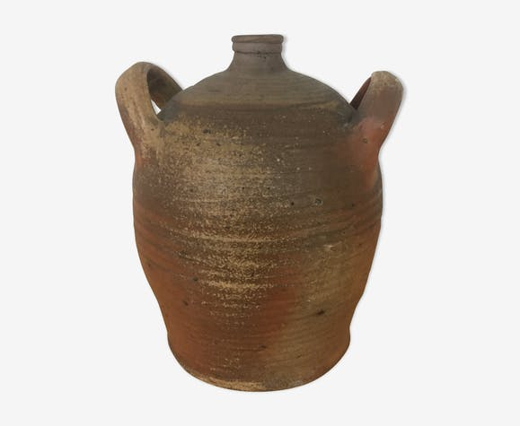 Grès ancien à anses 1950