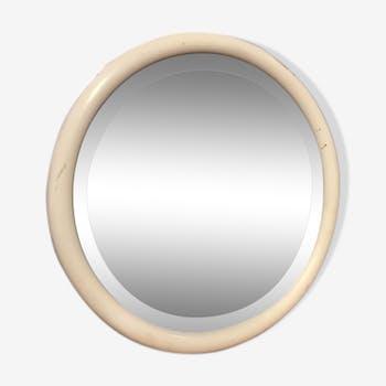 Miroir circulaire  1960 diamètre 65cm