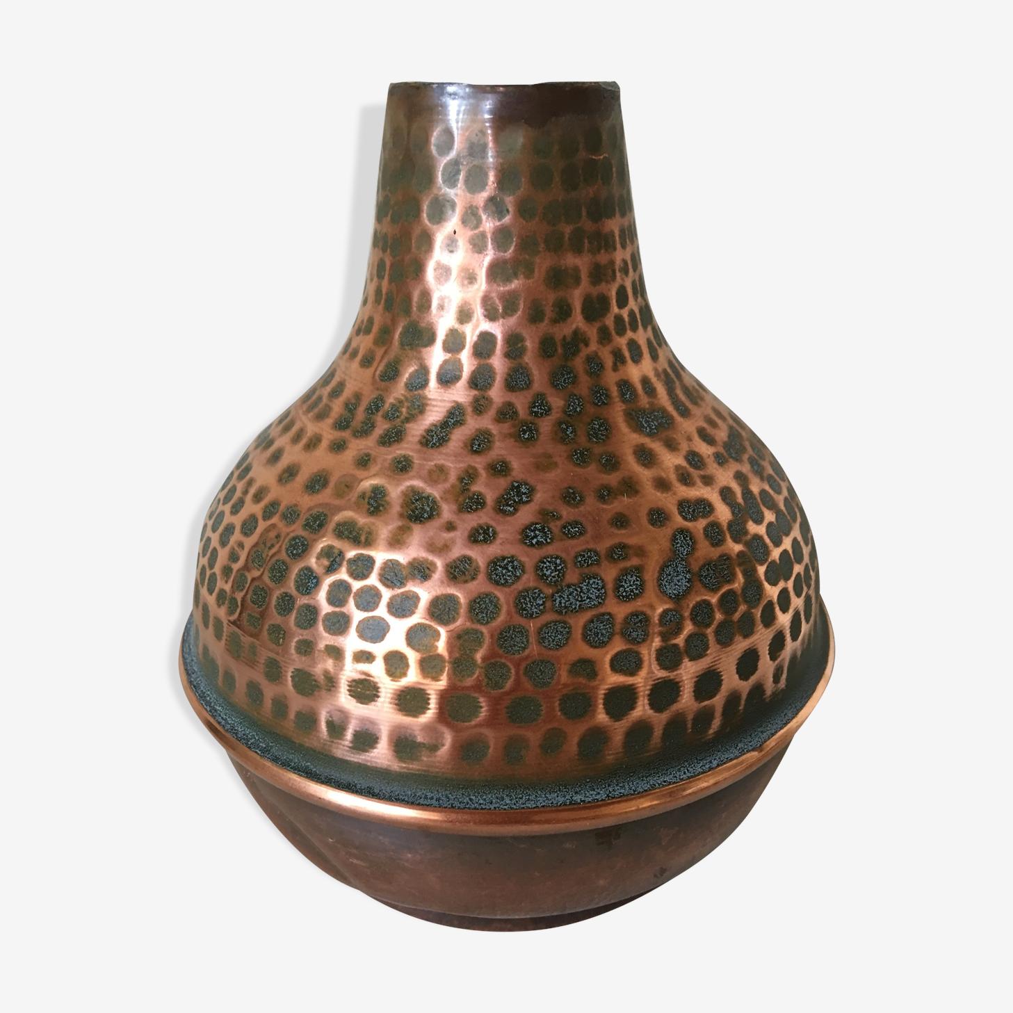 Vasse en cuivre
