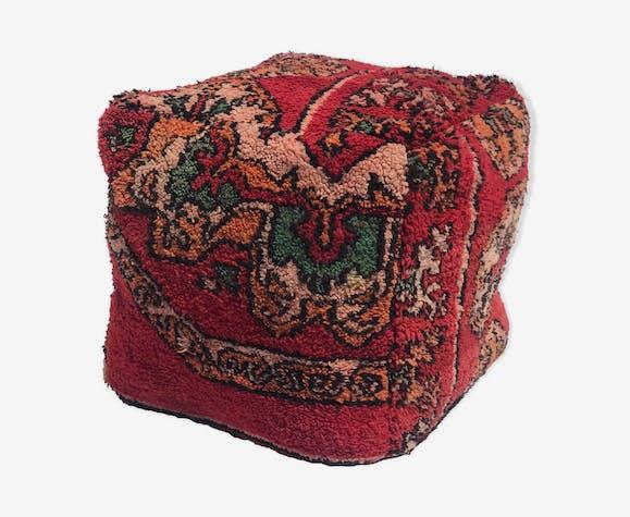 Moroccan Berber cushion/Ottoman