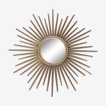 Miroirs vintage et anciens d 39 occasion for Miroir 50x50