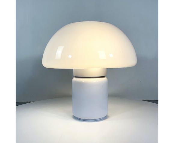 Lampe Mushroom par Elio Martinelli pour Martinelli Luce, 1970