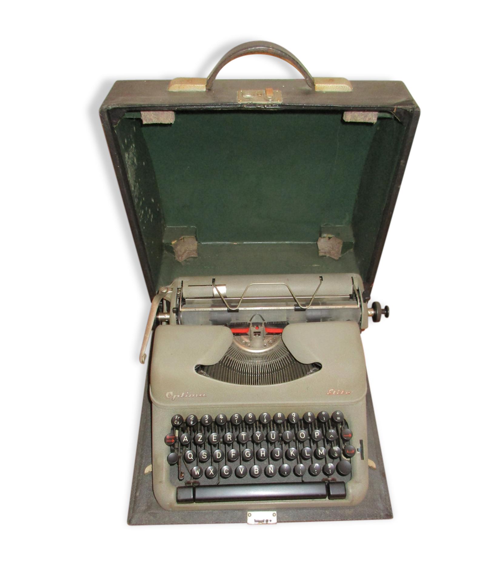Machine à écrire Optima
