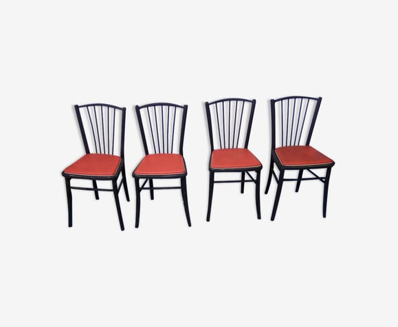 4 chaises bistrot