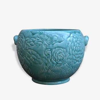 ancienne poterie verniss e terre cuite culinaire vernie vallauris c ramique porcelaine. Black Bedroom Furniture Sets. Home Design Ideas