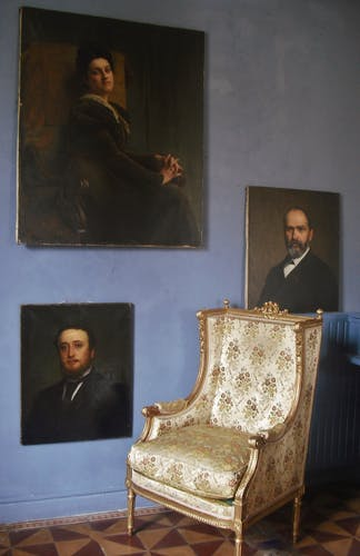 Portrait De Winne 71 x 56