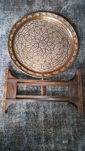 Ancient table of Algeria