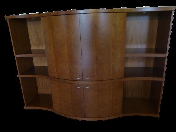 Bibliothèque meuble télé roche-bobois