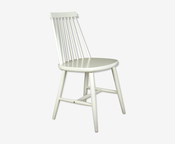 Chaise Blanche Scandinave