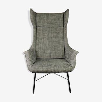 Atria Navratil vintage Czechoslovakian 1960 Chair