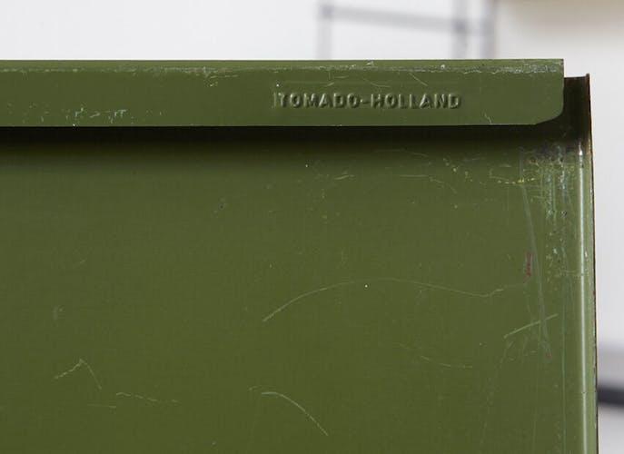 Étagère par A. Dekker pour Tomado Holland années 1950