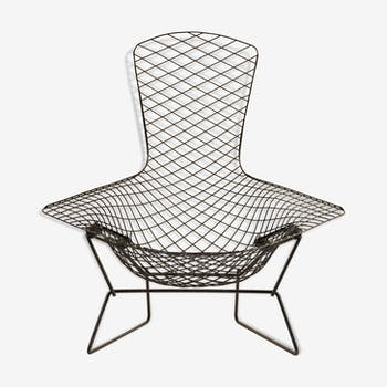 Bird armchair by Harry Bertoia for Knoll 1980s
