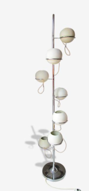 Lampadaire Etienne Fermigier - Années 60 - Monix Design -