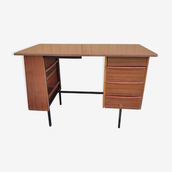 Modernist desk of the 1960s.