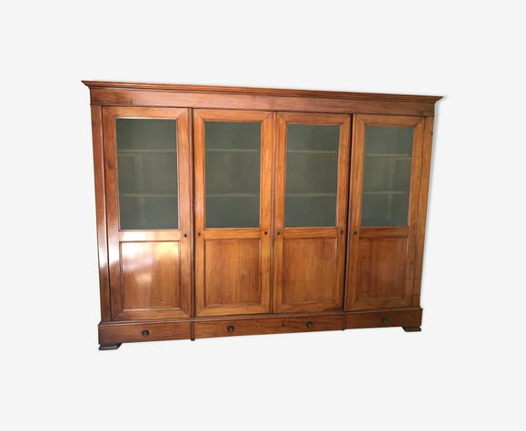 Bookcase period restoration