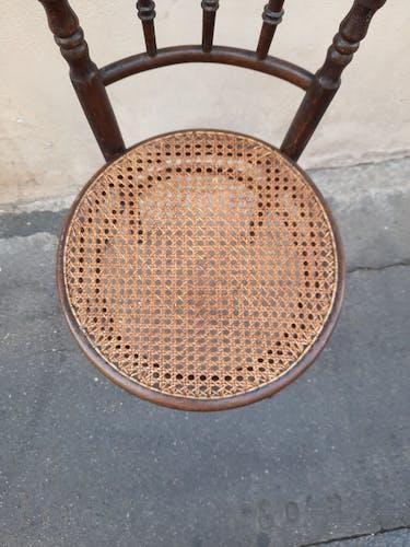 Chaise bistro