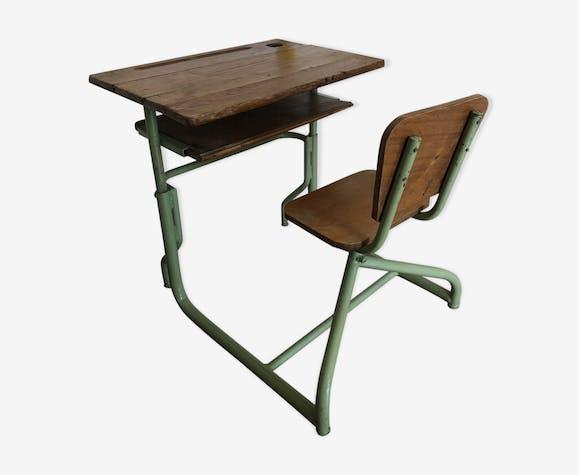 Desk vintage adjustable