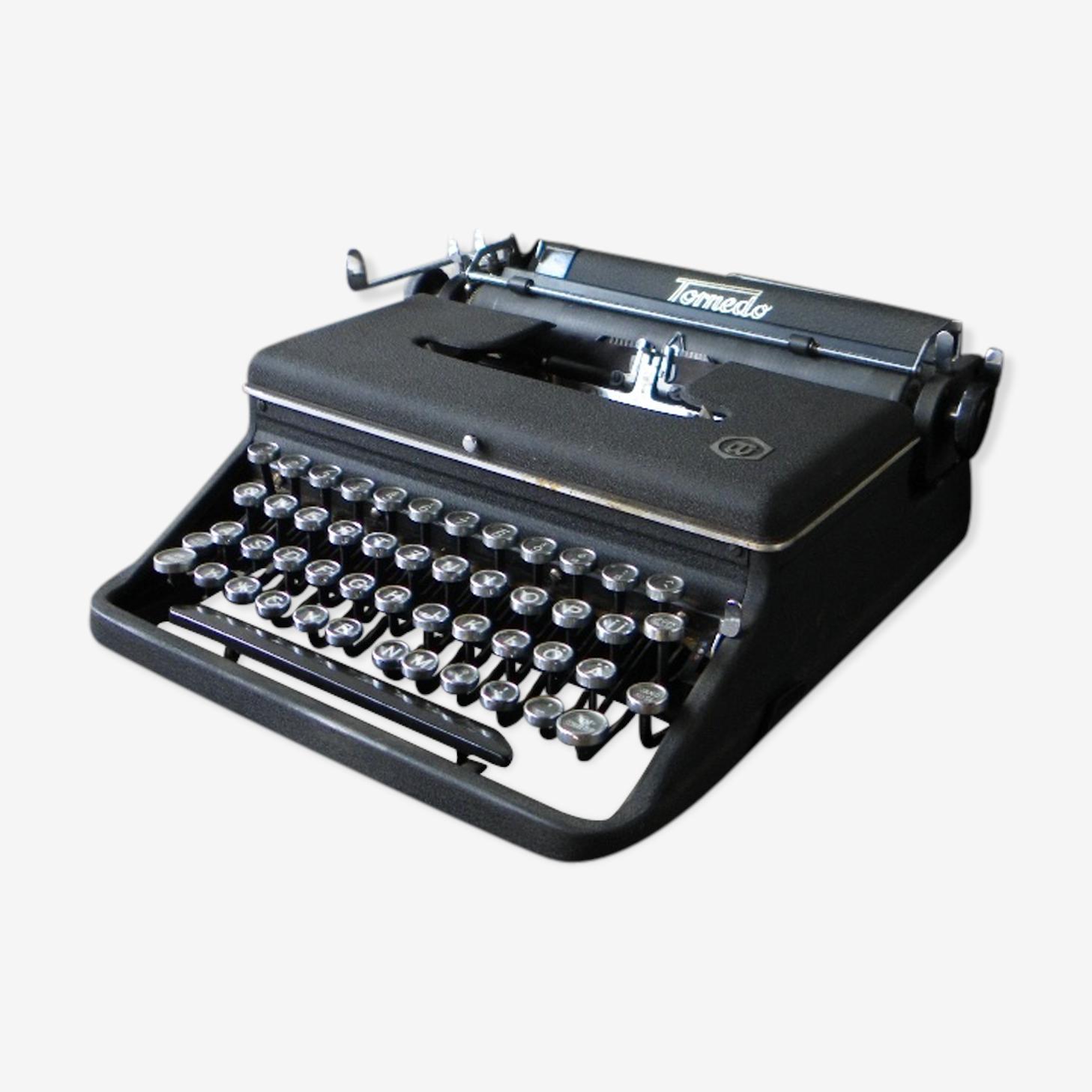 Machine à écrire de torpille