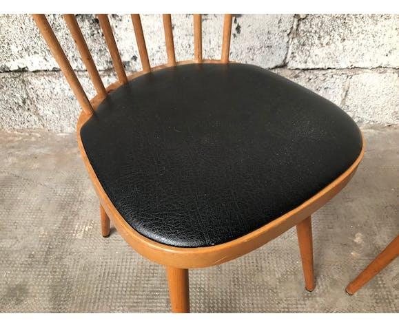 Baumann chairs model 740 years 1950/1960