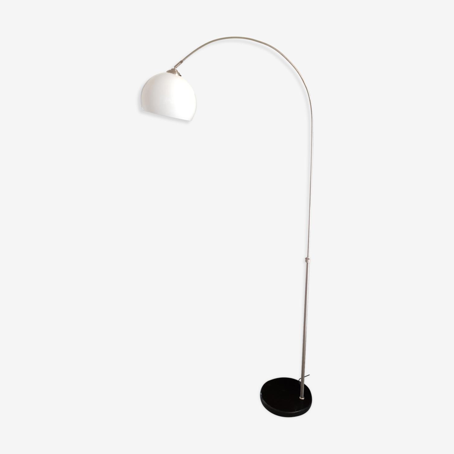 Floor lamp arc 1970