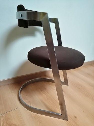Chaise vintage 70