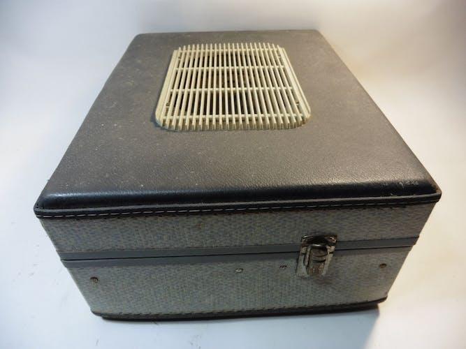Electrophone ancien ampli à lampe