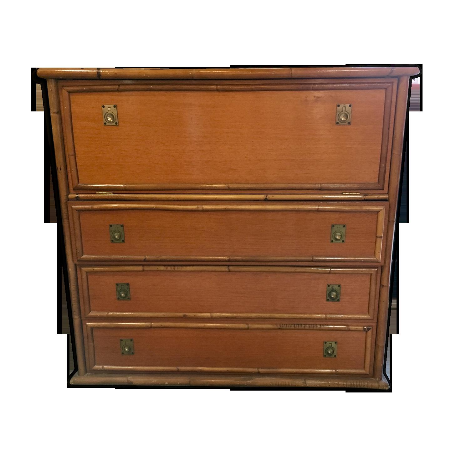 Meuble bureau bois matériau bois couleur vintage ggkz ke