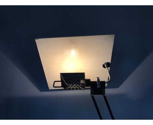 Lampe de bureau W.O de Sacha Ketoff- 1985 vintage minimalist