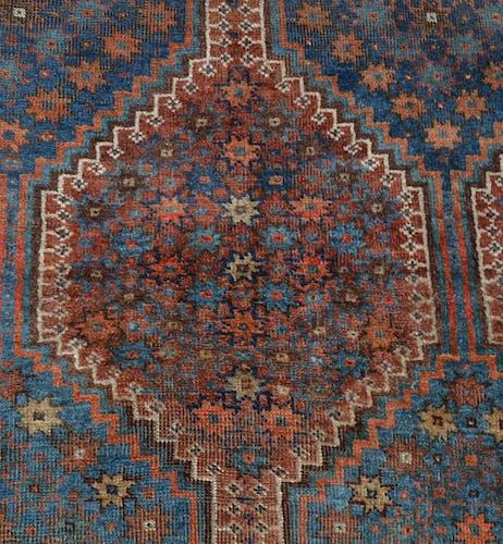 Tapis Gashgha, Iran, 222x298cm 1970