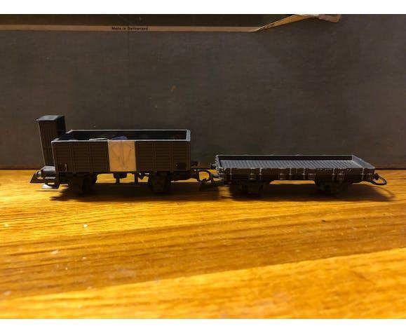 Train miniature Wesa