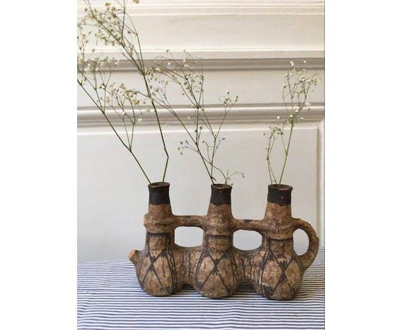 Vase ancien africain