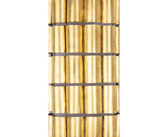 Appliques en laiton dore mf