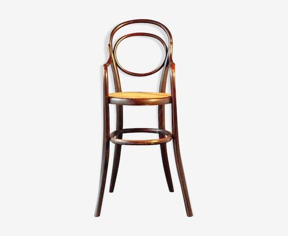 Chaise de bébé Thonet 1870