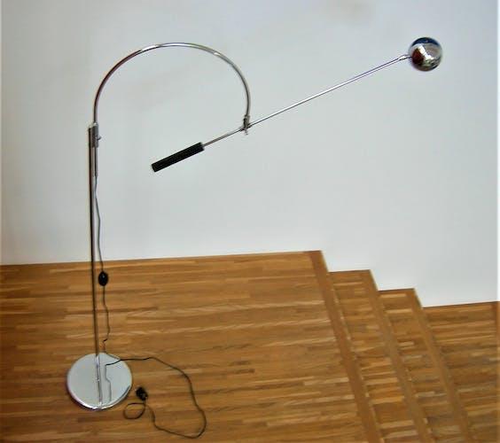 Lampadaire Orbiter de Robert Sonneman