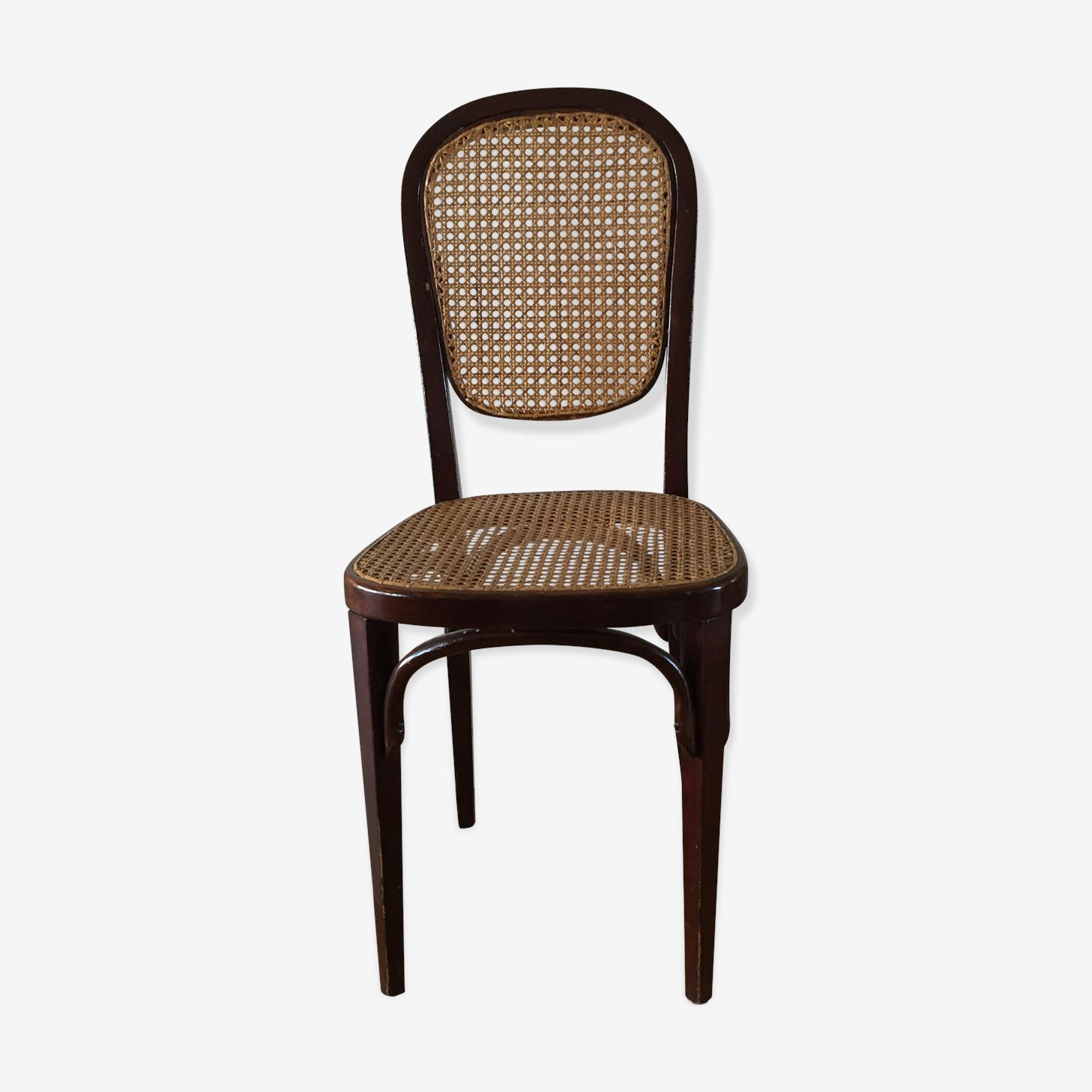 Lot de 6 chaises style bistrot