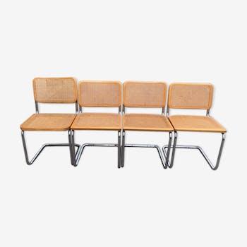Chaises B32 par Marcel Breuer
