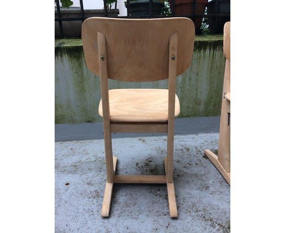 Lot de 4 chaises casala adulte