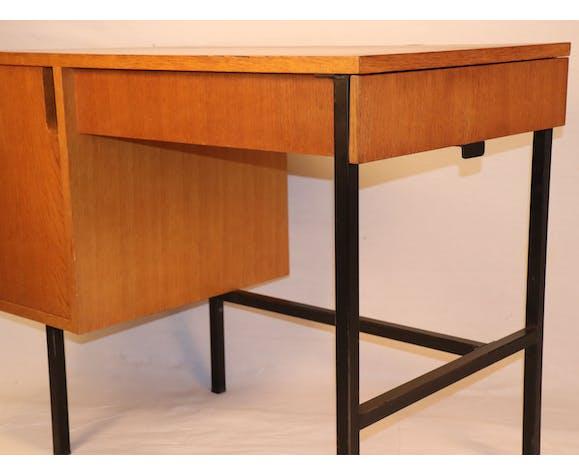 Bureau vintage Jacques Hitier 1950