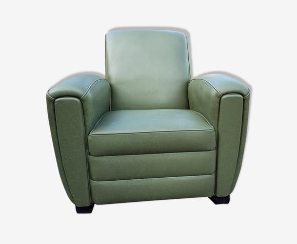 Fauteuil club 1950