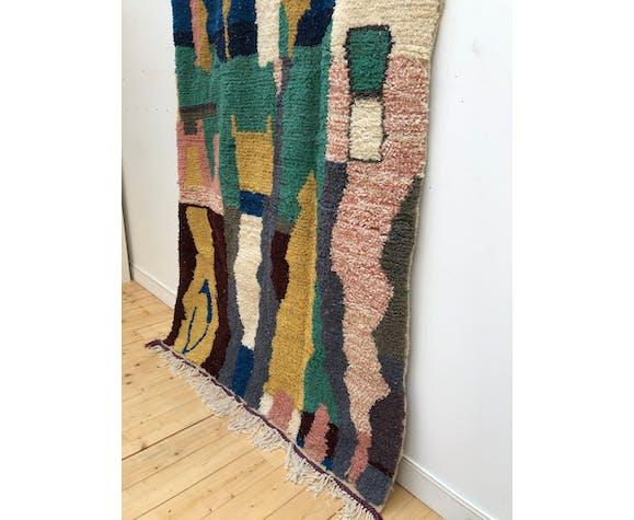 Moroccan Berber carpet Azilal 2.67x1.45m