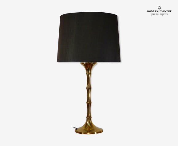 Lampe vintage bambou Ingo Maurer